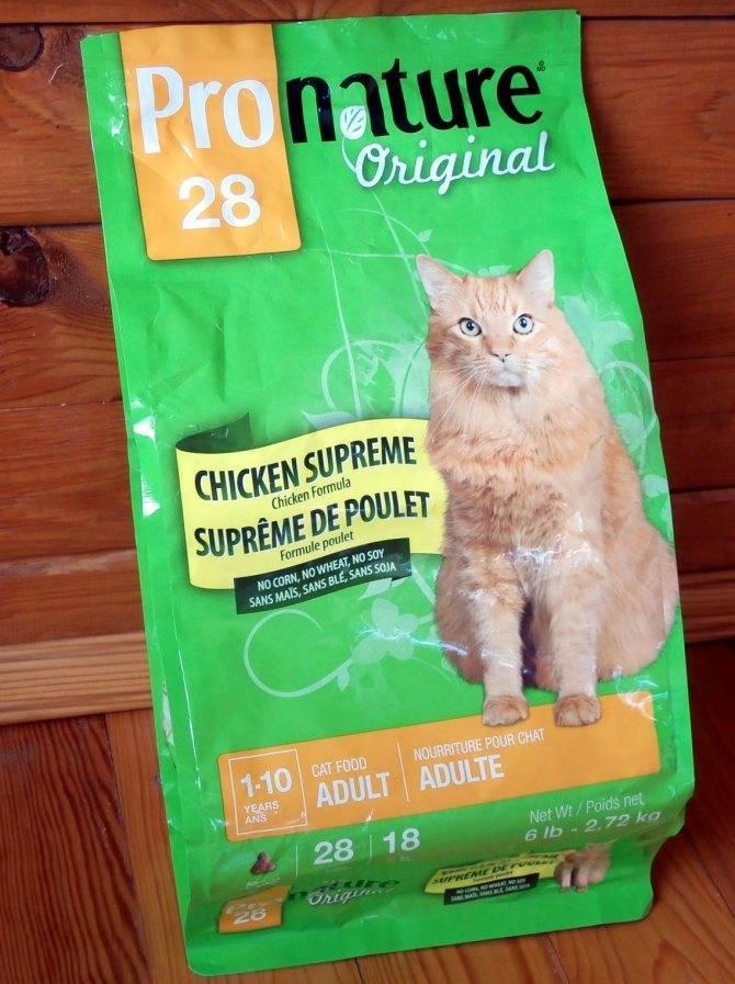 Корма «pronature» для котов: состав продукции holistic и original для котят, взрослых и пожилых кошек, плюсы и минусы