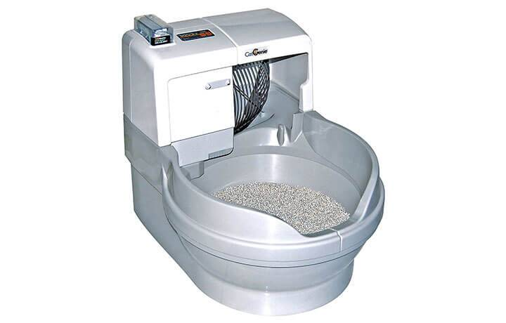 Автоматический туалет для кошек: преимущества и недостатки популярных моделей, в том числе catgenie