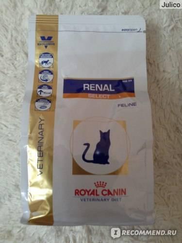 Сухой корм advance veterinary diets renal для взрослых кошек при почечной недостаточности