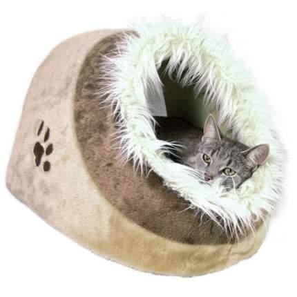Домик или лежанка для кошки своими руками (55 фото): простые идеи