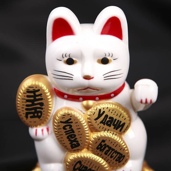 Манеки неко – денежный японский кот: значение статуэтки, история