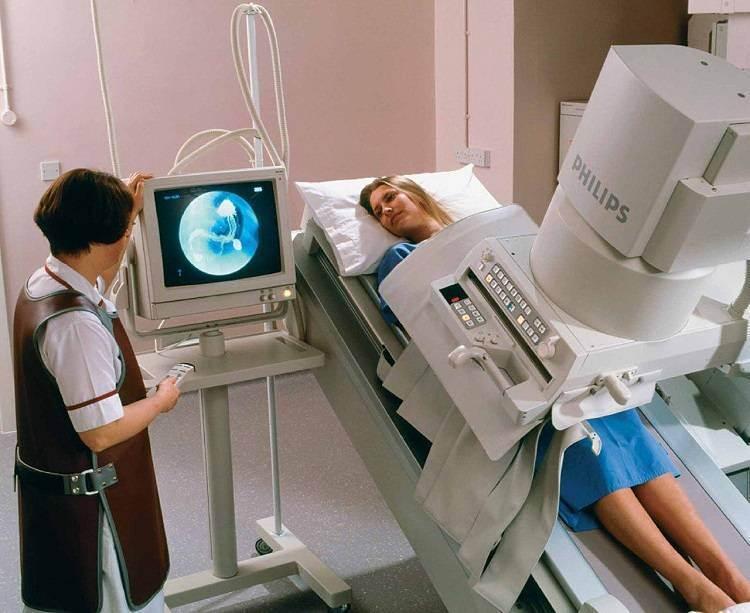 Рентген почек: как делают с контрастным веществом, подготовка, что можно есть