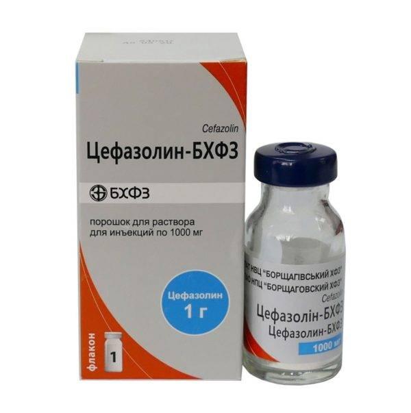 Цефазолин для кота