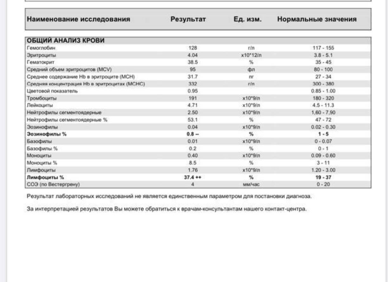 Эозинофильная гранулема