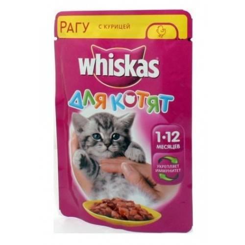 Вискас для котят: подробный обзор линейки кормов для самых маленьких