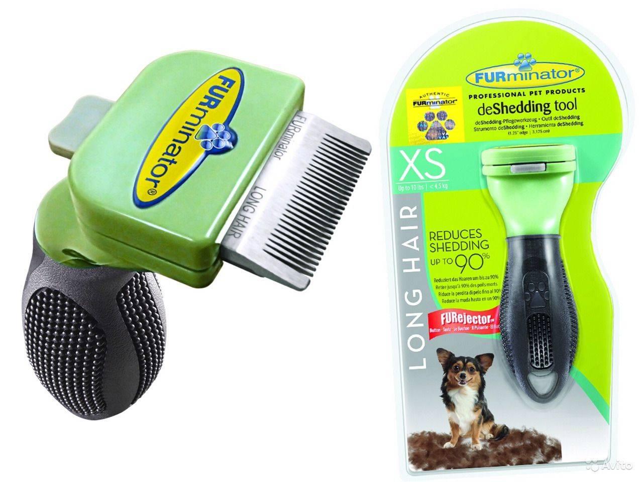 Какими расчёсками вычёсывать кошек?