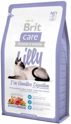Корм для кошек брит – состав продукции, разновидности сухого и влажного корма