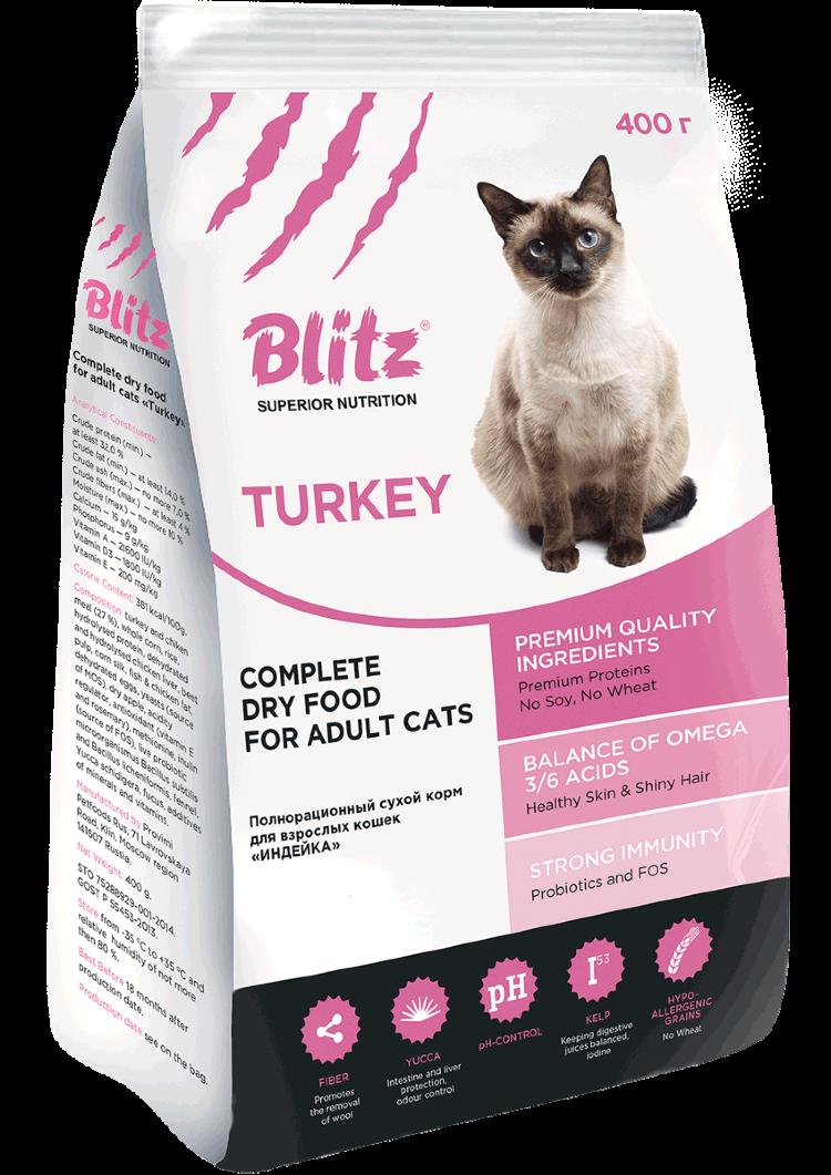 Блиц (blitz) корм для собак