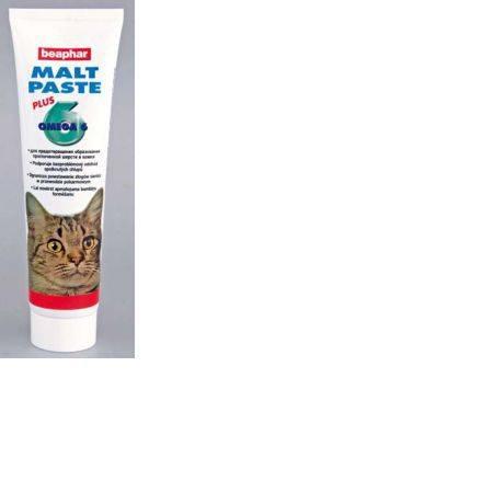 Мальт-пасты для кошек: применение и обзор средств