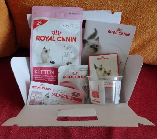 Royal canin kitten - рейтинг, обзор корма, сравнение и анализ royal canin kitten, состав и описание корма, плюсы и минусы royal canin kitten, отзывы о корме, характеристика и дозировка