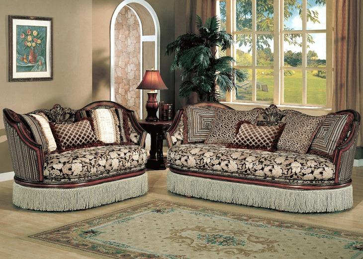 Лучшие материалы обивки диванов по износостойкости