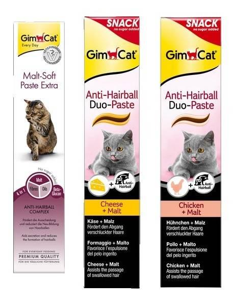Мальт паста для кошек: инструкция и показания к применению, отзывы, цена