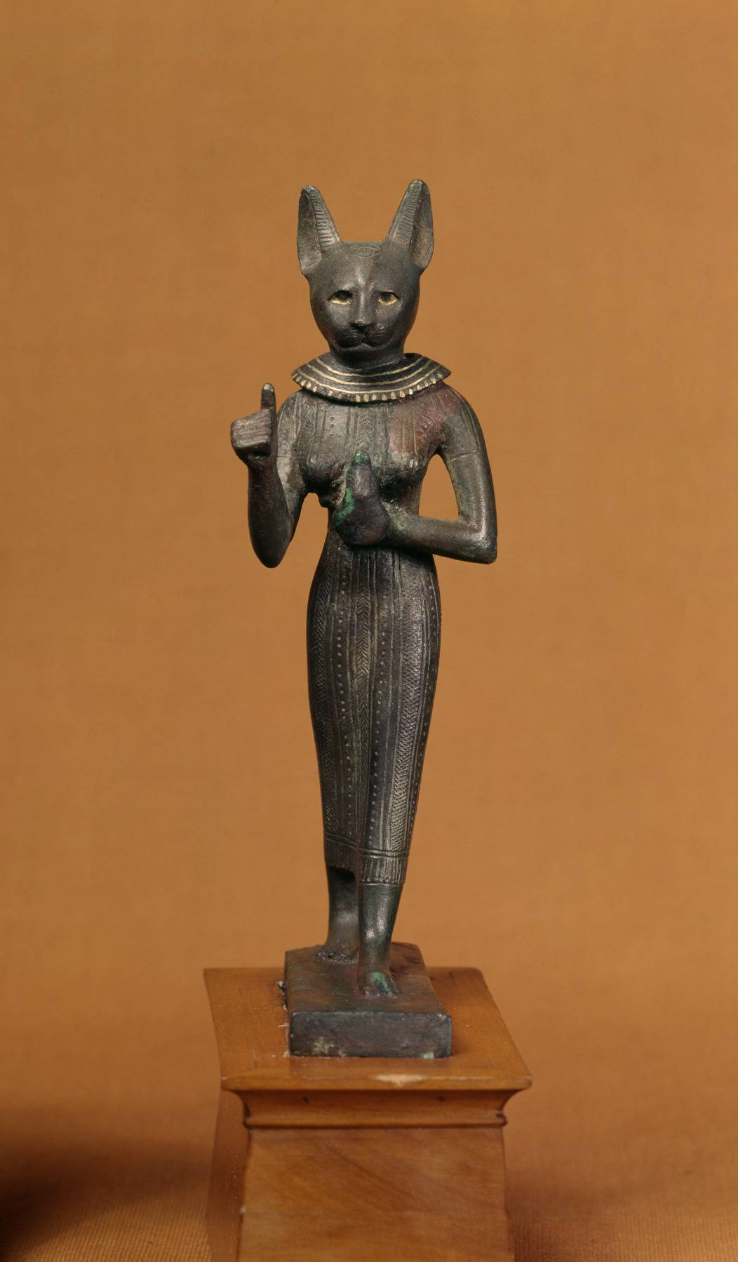 Кошка — магический символ египта