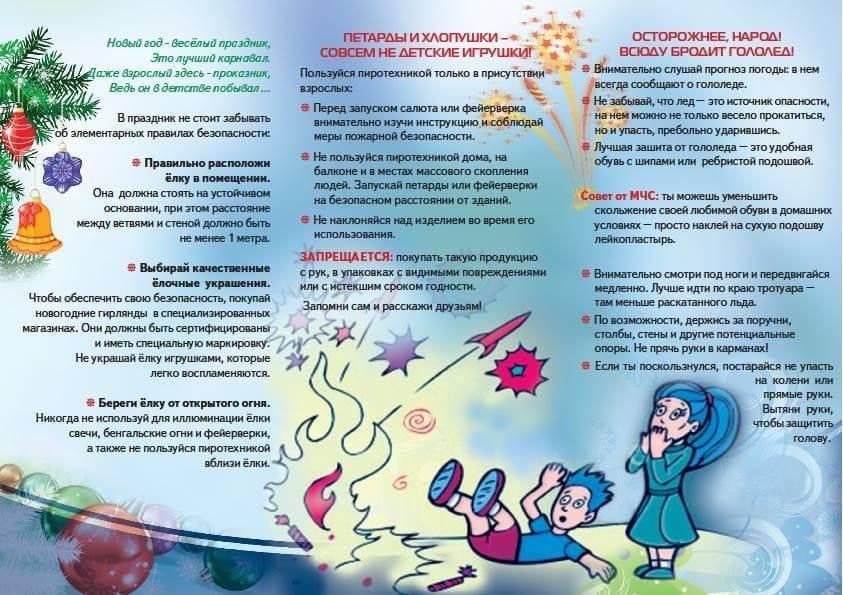 """""""осторожно с огнём в новогодние праздники!"""" - дошкольное образование, прочее"""