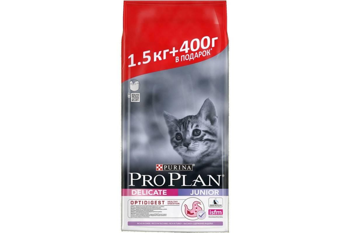 Корм для кошек с чувствительным пищеварением | сайт «мурло»