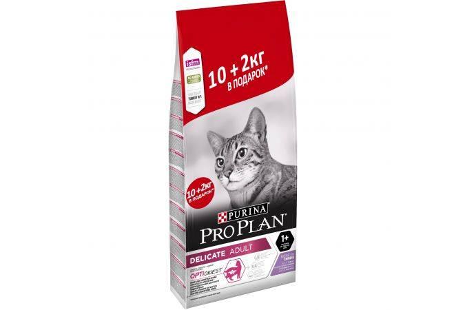 10 лучших кормов для кошек с чувствительным пищеварением