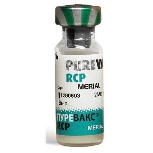 Пуревакс вакцина для кошек
