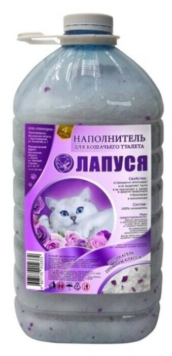 244)силикагелевый наполнительдля кошек- обзор фирм…