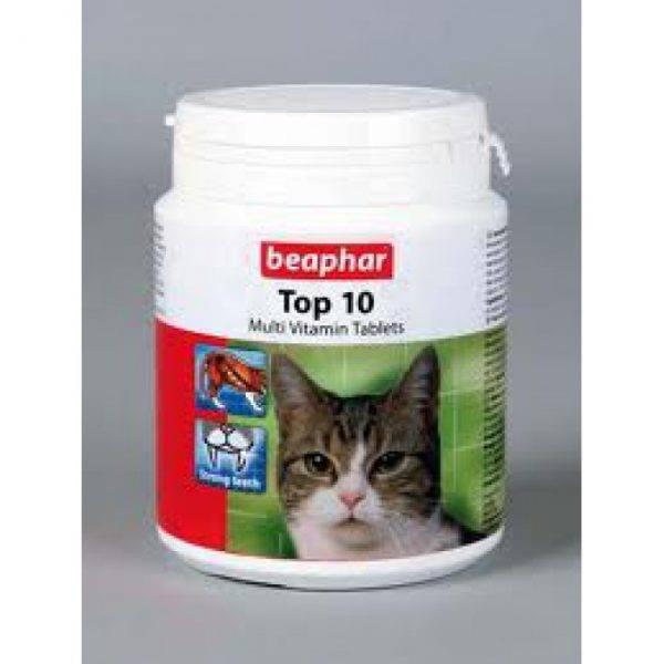 Витамины для кошек с таурином: названия препаратов