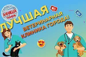 Рейтинг лучших ветеринарных клиник москвы