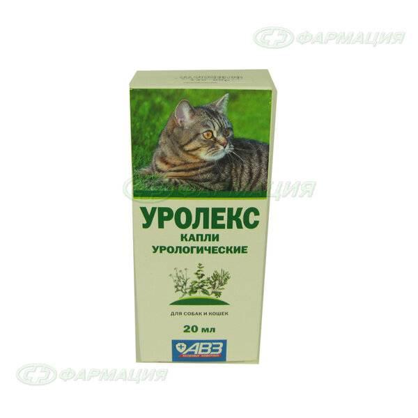 Уролекс для кошек отзывы, урологические капли