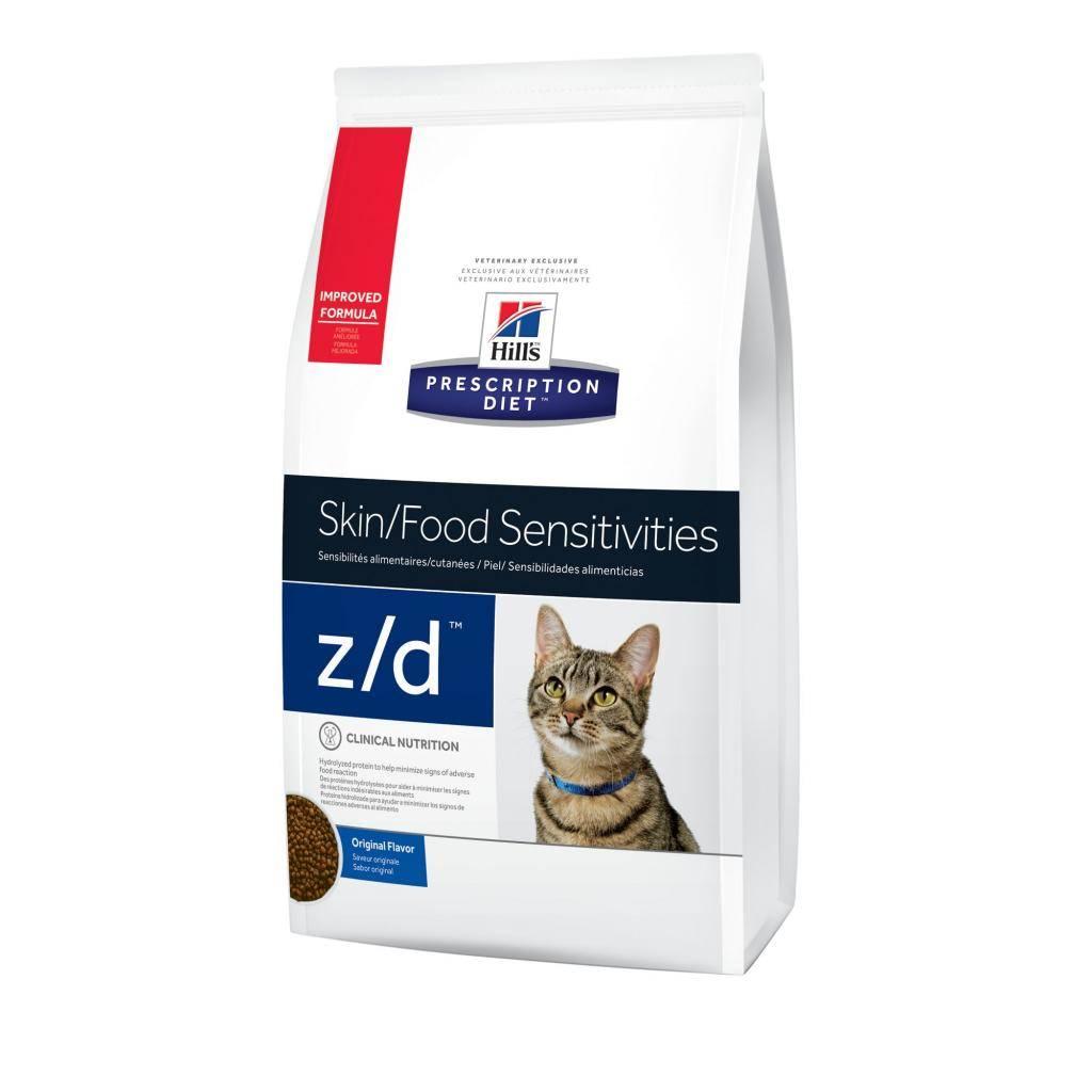 Рейтинг и подробное описание лучших гипоаллергенных кормов для кошки