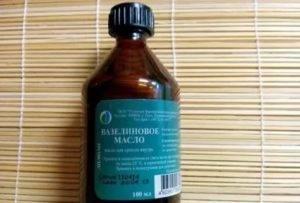Вазелиновое масло применение при запорах у котят