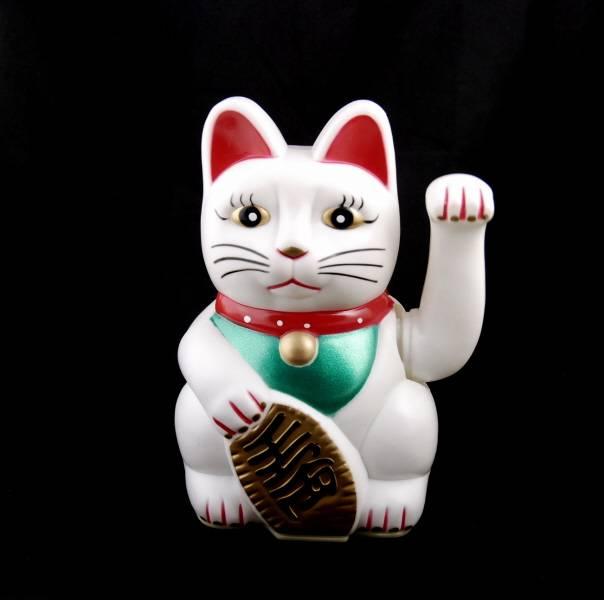 Манеки неко – символика и легенды о происхождении японского талисмана