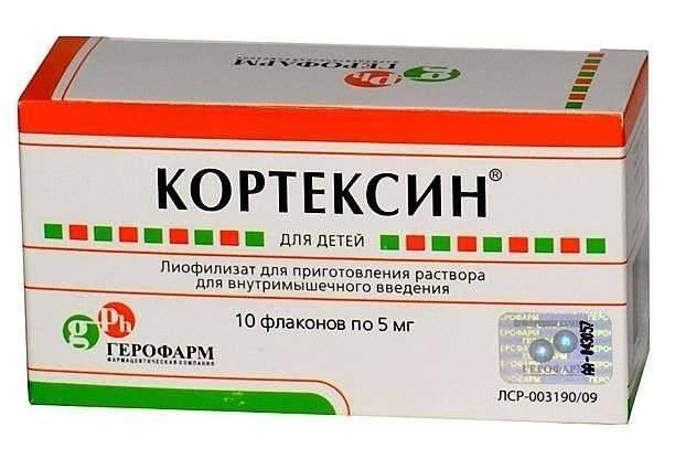 Кортексин: инструкция по применению уколов и для чего он нужен, цена, отзывы, аналоги
