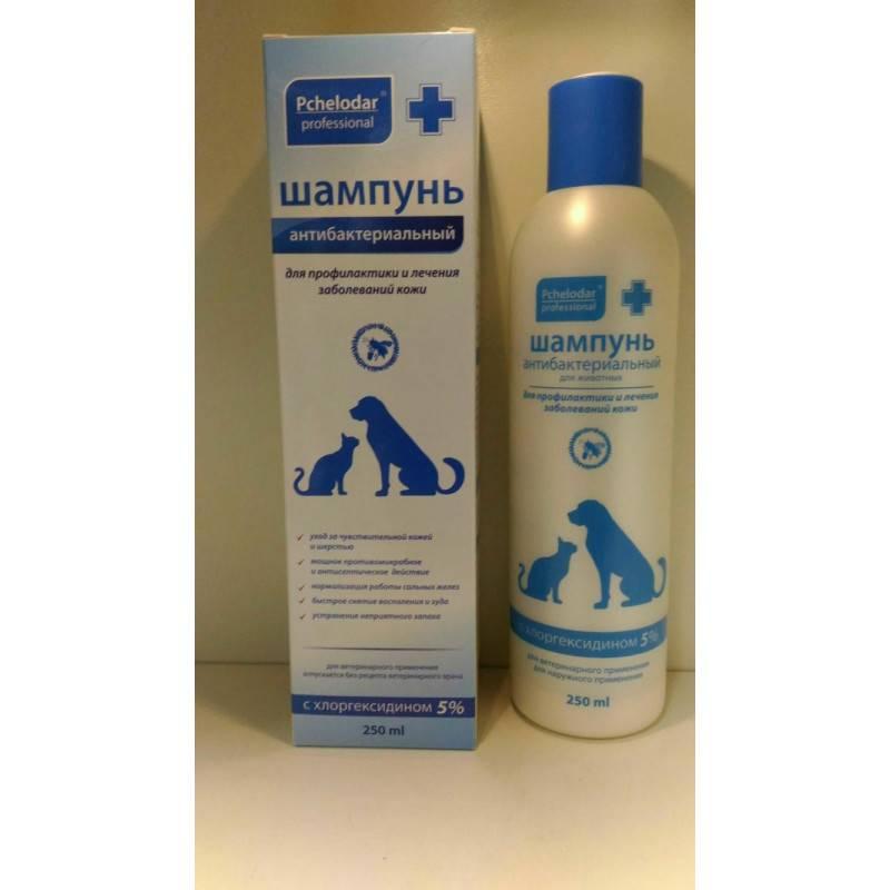 Хлоргексидин для кошек для обработки кожи