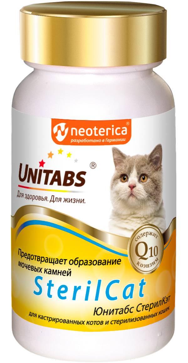 Витамин для кошки от выпадения шерсти