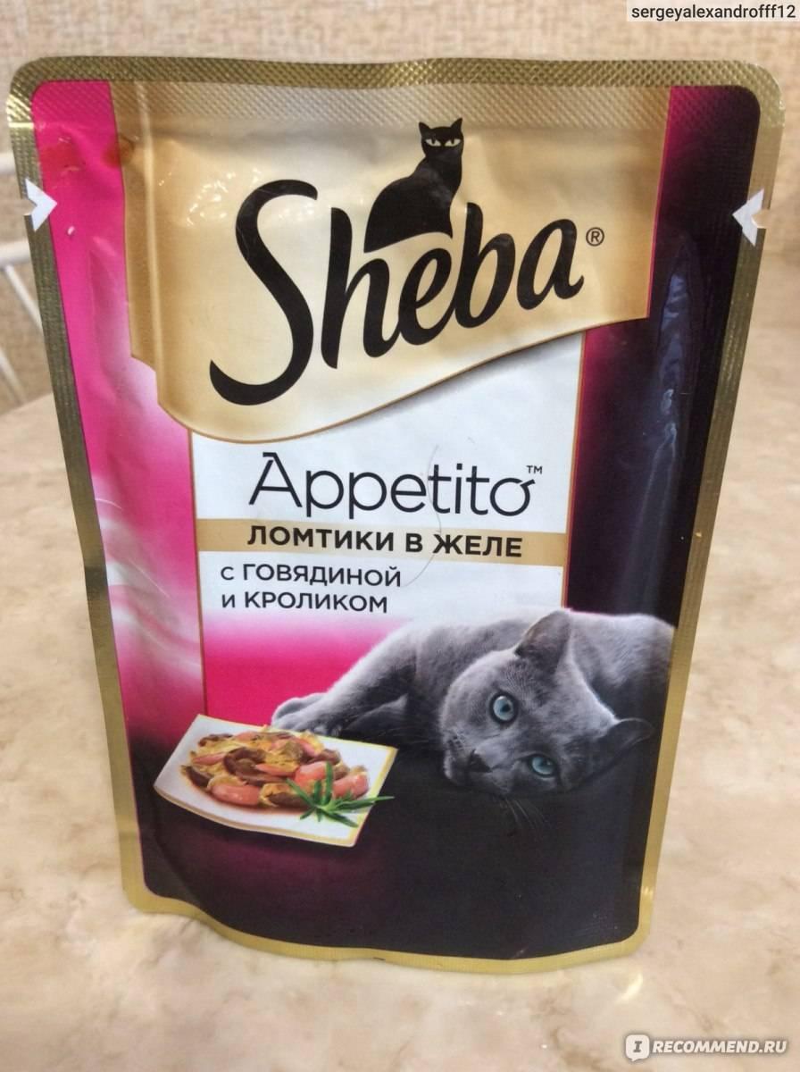 Шеба – корм для кошек премиум-класса. состав, разновидности и преимущества корма sheba