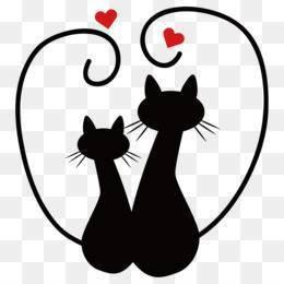 Свадьба кошек ️
