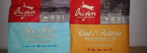 Orijen six fish cat корм для кошек, состав и дозировка, где купить, цена, отзывы об ориджен шесть рыб для кошек