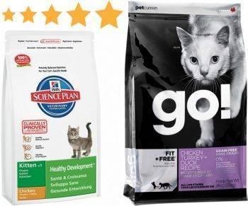 Можно ли давать кошкам одновременно сухой и влажный корм?