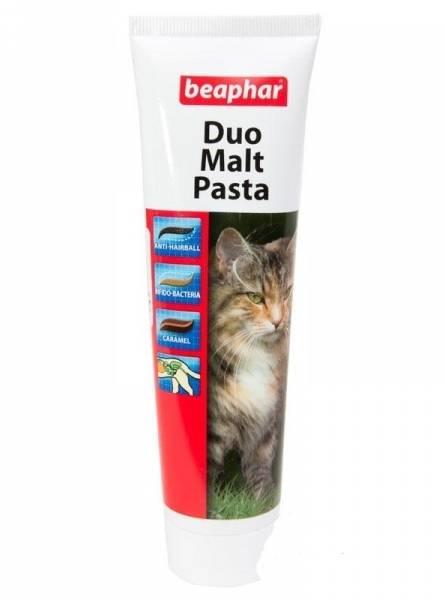 Паста для выведения шерсти у кошек: инструкция по применению, отзывы