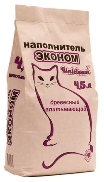 Наполнитель для кошачьего туалета: какой лучше выбрать