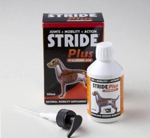 Препарат страйд плюс: эффективное средство при заболеваниях суставов у кошек