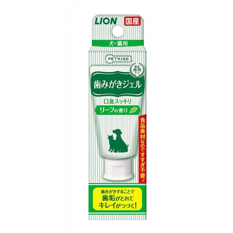 Выбор зубной пасты для кота