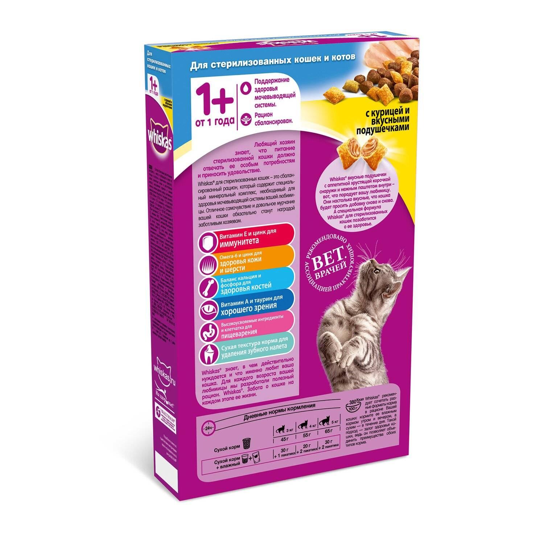 Корма премиум-класса для стерилизованных кошек: список кормов для кастрированных котов, рейтинг лучших производителей