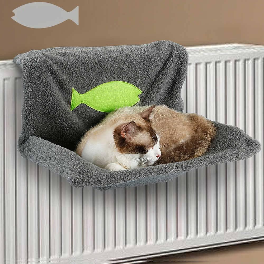 Гамак для кошки: как выбрать в магазине, как сделать своими руками, отзывы владельцев животных