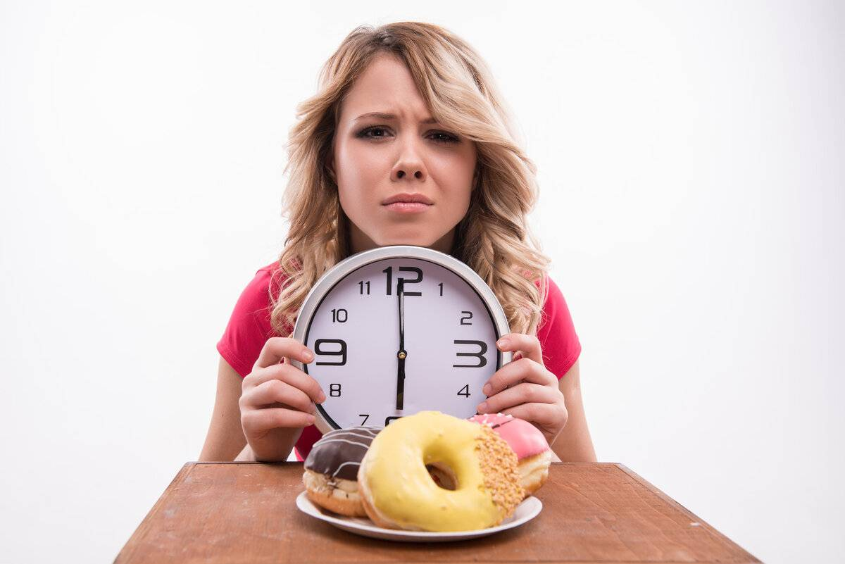 Причины потери веса при нормальном питании. ограничение приема пищи