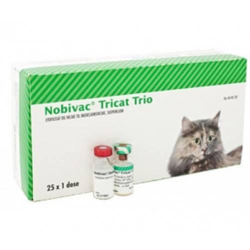 Нобивак Трикет Трио для кошек