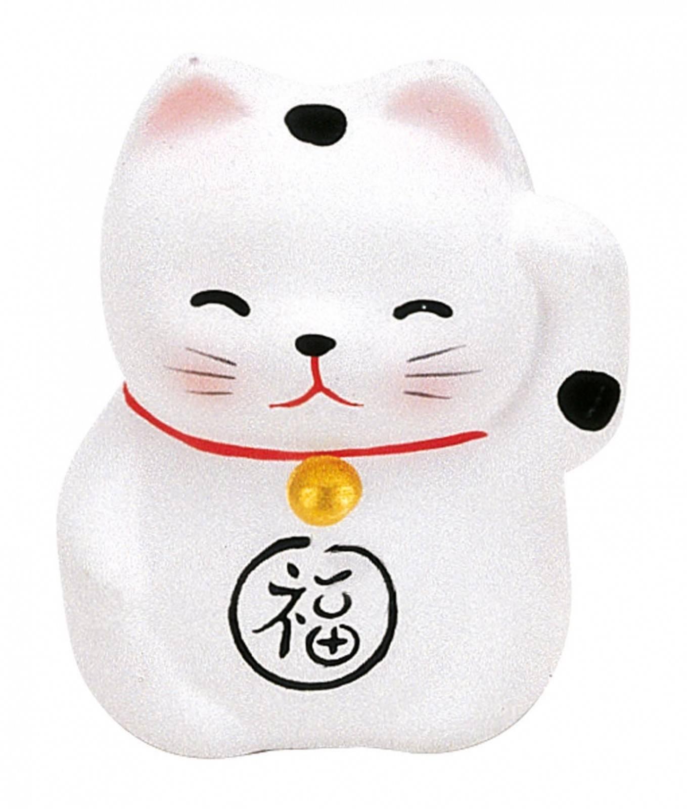 Манеки неко японская кошка с поднятой лапкой: значение талисмана и тату для владельца