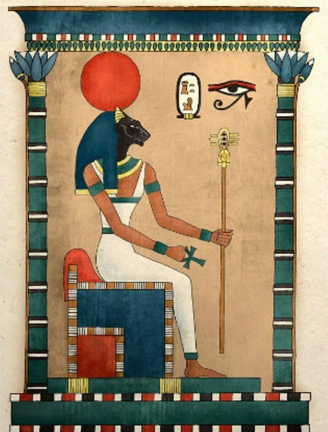 Египетская кошка статуэтка – значение талисмана, богиня бастет