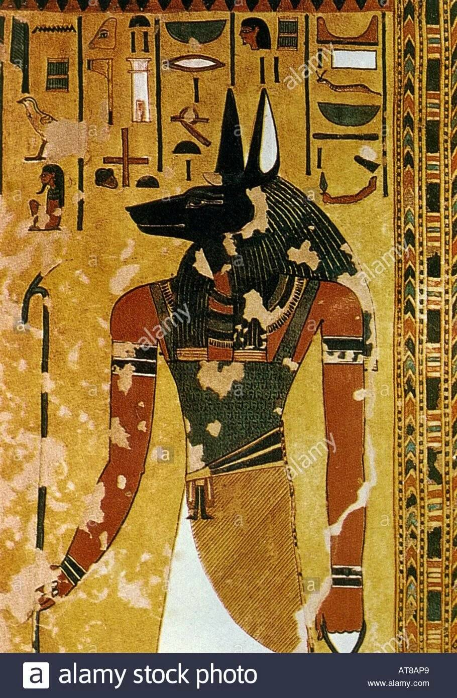 Сехмет - самая грозная богиня древнего египта