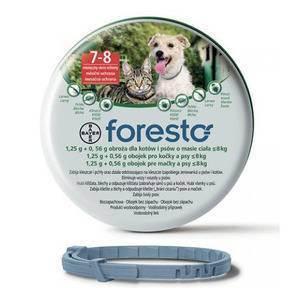 Форесто ошейник для собак более 8 кг, 70 см