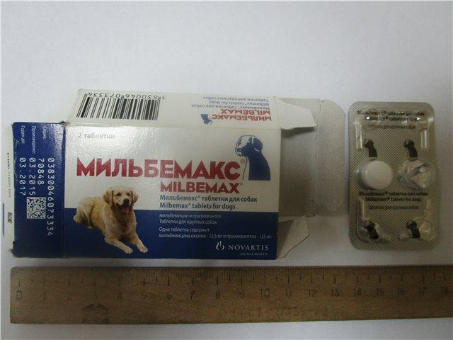 Применение препарата мильбемакс для кошек
