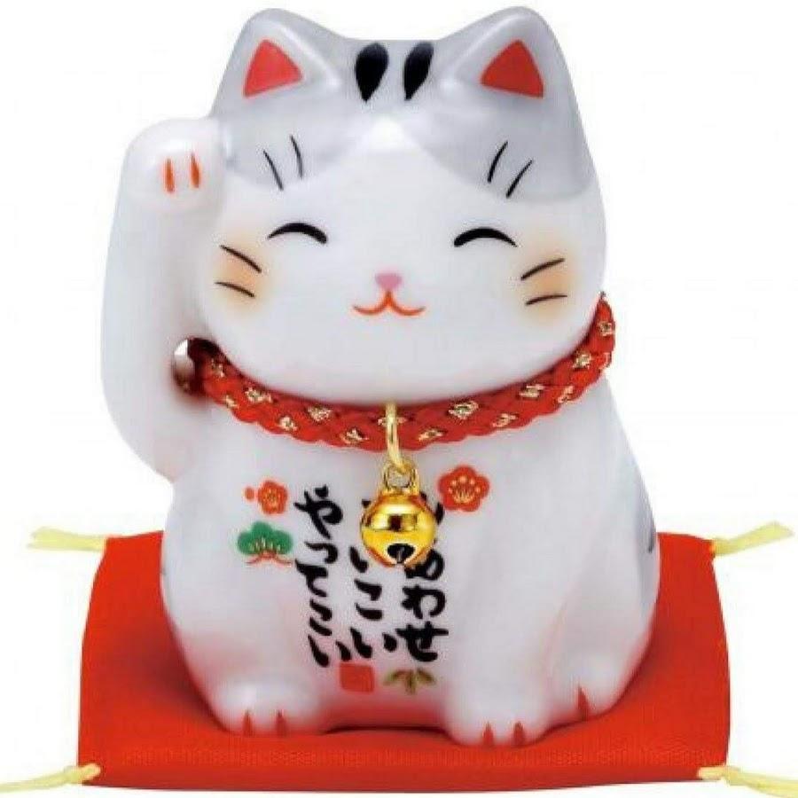 Манеки неко значение цветов. манеки неко — «золотой кот манэки-нэко машет лапкой, приносит деньги и удачу