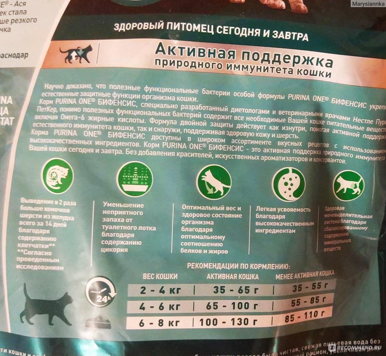 """Обзор кормов для кошек """"purina pro plan"""""""